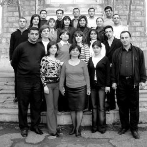 Mrakats Choir